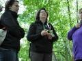 Kräuterfee Tina erklärt das nächste Wildkraut